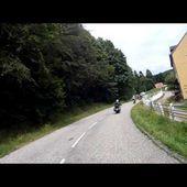 Goldwing unsersbande Sortie dans les Vosges 31 07 16 16