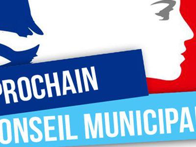 Prochain Conseil Municipal - 17 juin 2021