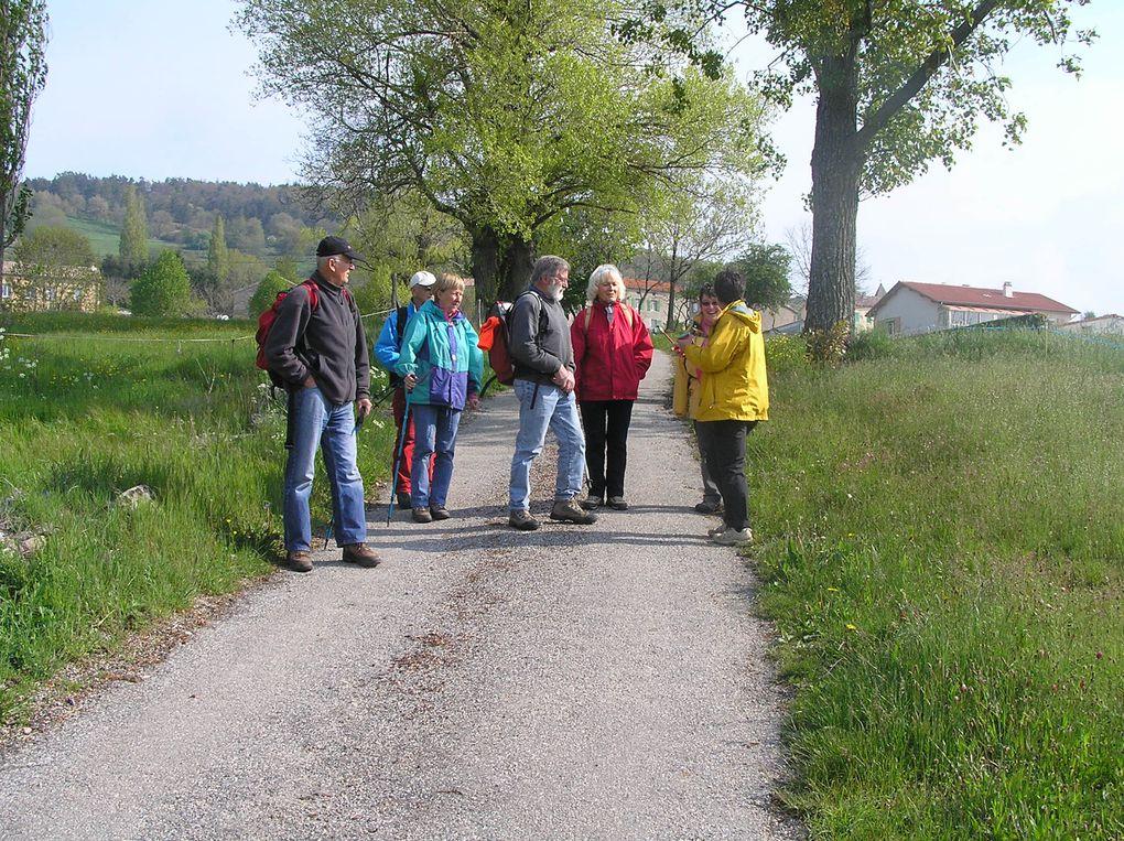16 mai 2010 de Gluiras à Gluiras en passant par Pallix, Coin et Giffon