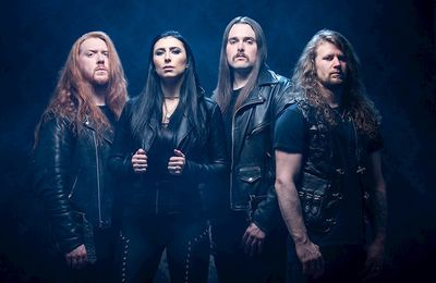 Le groupe Canadien UNLEASH THE ARCHERS en concert online samedi 22 aout !