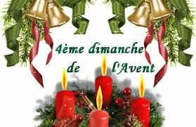 FOURTH SUNDAY OF ADVENT OF THE YEAR A