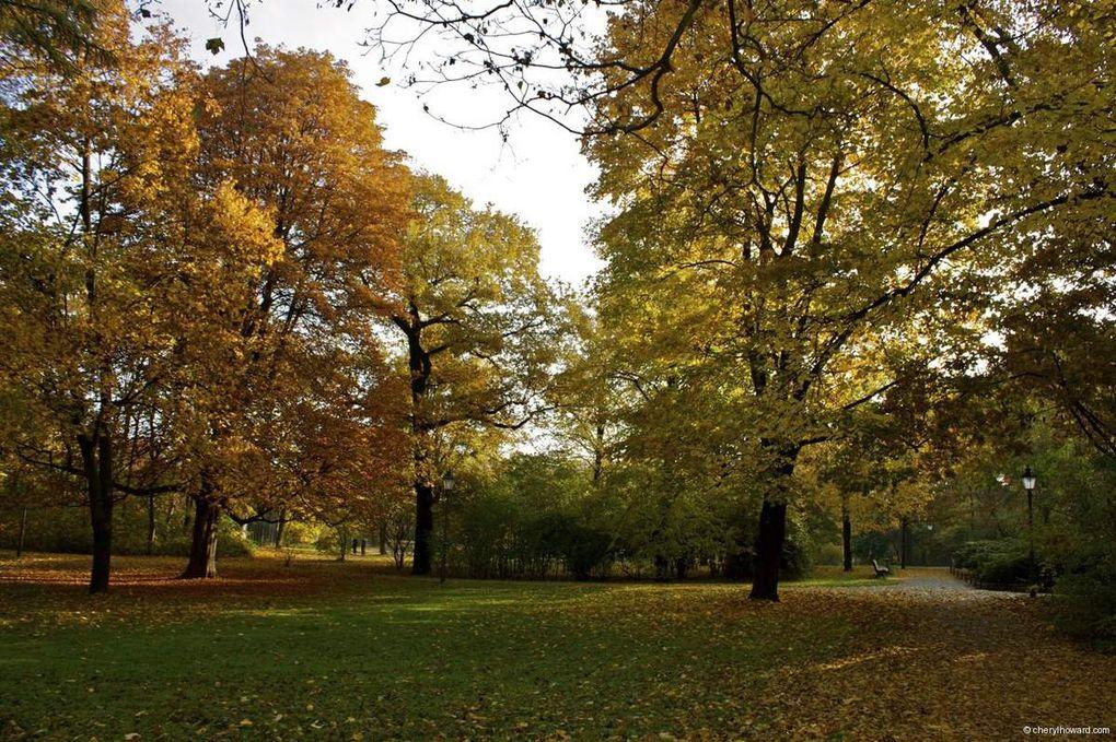 Fotos von Volkspark Friedrichshain Berlin