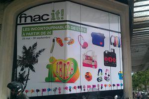FNAC IT : la Fnac vend des chaussures et des tongs … yes !