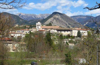La Drôme, une rivière tumultueuse...