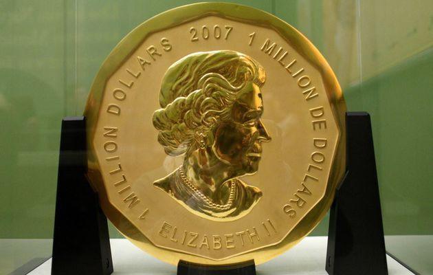 Cựu bảo vệ lên kế hoạch trộm đồng xu vàng trị giá hơn 100 tỷ đồng