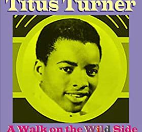 TITUS TURNER : A walk on the wild side (2012, réédition)