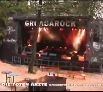 Tourtagebuch und Bandvideo Gruabarock in Neuler am 02.08.2014
