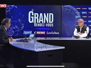 Michel Onfray - Le Grand Rendez-vous (Europe 1 / CNews) - 20.06.2021