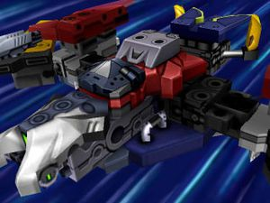 Jeux video: Tenkai Knights : Brave Battle sur 3DS