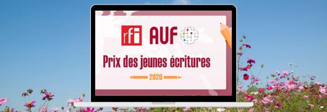 """RFI et l'Agence universitaire de la Francophonie annoncent le palmarès de la deuxième édition du """"Prix des Jeunes écritures"""""""
