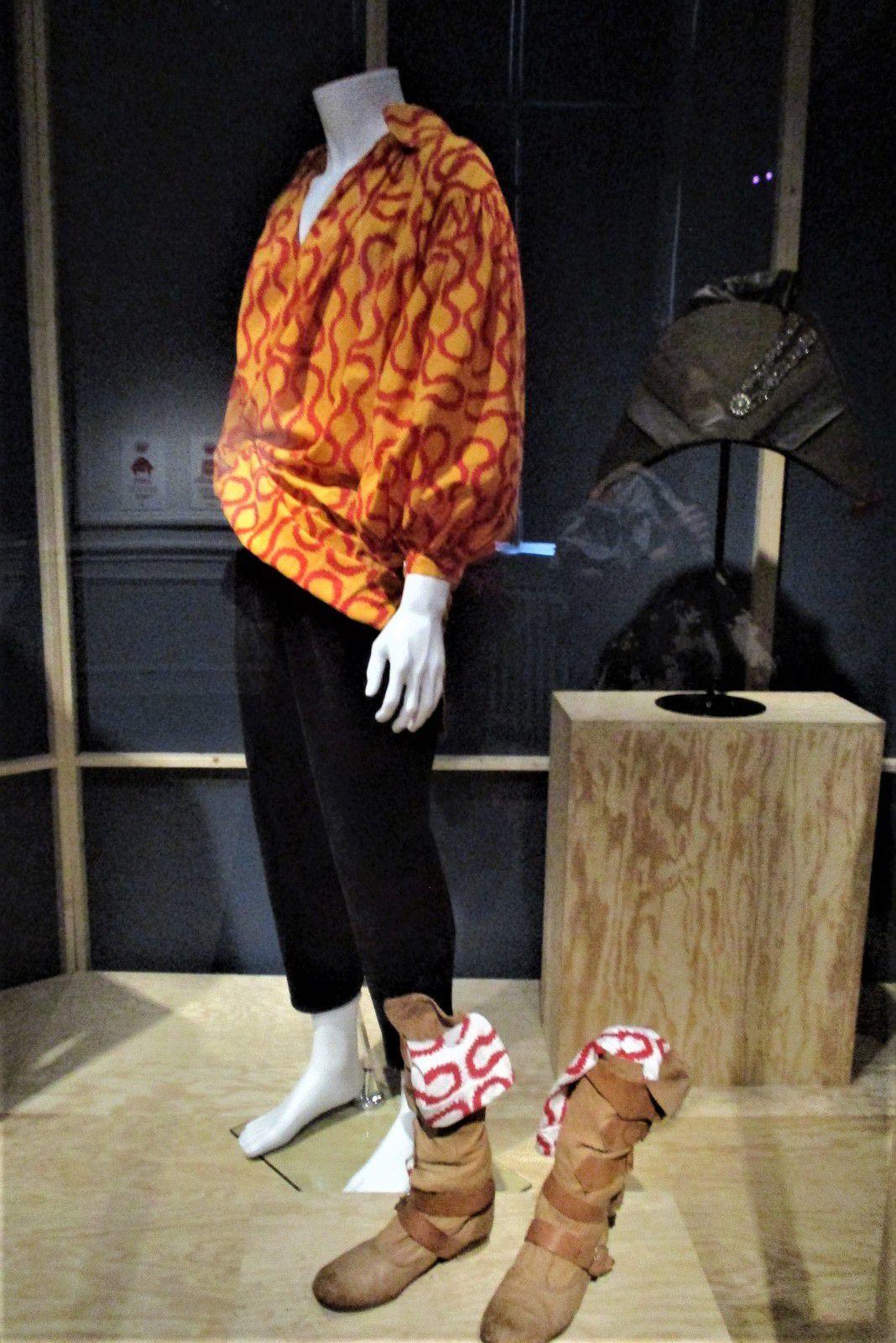 Expo Vivienne Westwood - Musée des Tissus de Lyon