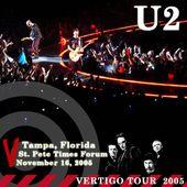 U2 -Vertigo Tour -16/11/2005 -Tampa, Foride USA -St. Pete Times Forum - U2 BLOG