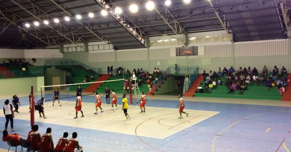 Les finales territoriales de Volley-Ball sont à suivre sur Nouvelle-Calédonie la 1ère !