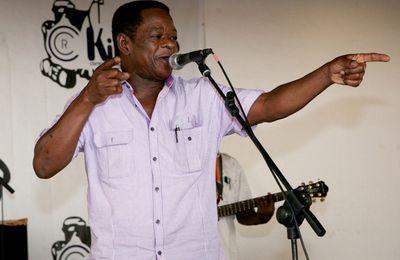Sam Mangwana apresenta em Junho novo disco