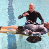 «Un tétraplégique qui traverse la mer, ce n'est pas commun»... Le nouveau défi de Tony Moggio, le talonneur brisé