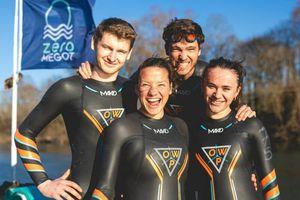 Ils nagent 380 km dans la Seine pour qu'on arrête de jeter des mégots par terre