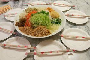 Les traditions culinaires pour Le Nouvel An Chinois à Singapour
