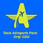 Taxis Aéroports Paris Orly/CDG