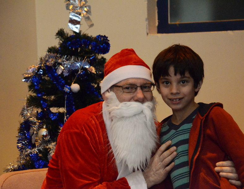 21/12/2013 : Noël des mini, baby et poussin(es)