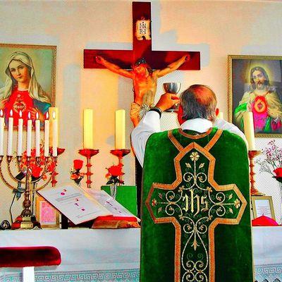 La communion pour lutter contre les démons