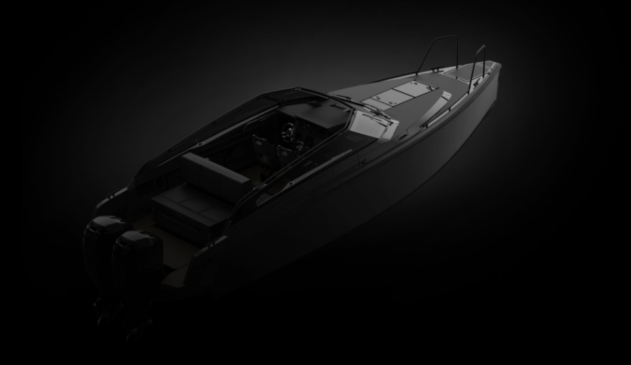 Découverte du XO Cruiser, le tout nouveau day-cruiser du chantier XO Boats!