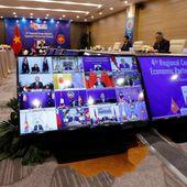 La Chine, l'Asean et des pays du Pacifique signent le plus grand pacte commercial au monde