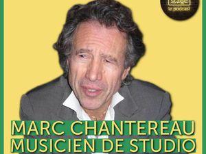 marc Chantereau, un auteur-compositeur, un arrangeur, producteur et musicien français, des techniques pour marimba ou vibraphone