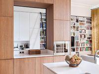 L'aménagement audacieux d'un appartement parisien