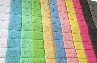 Xốp dán tường giả gạch đang hót nhất trong bộ xốp dán tường