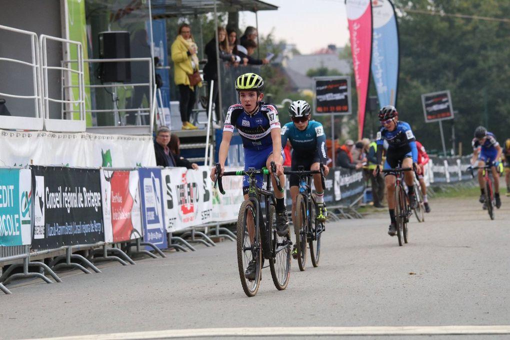 12/13 Octobre - La Mezière #1 CDF Cyclo cross
