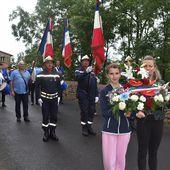 Le 14 Juillet 2021 - Le village d'Auzon en Haute Loire