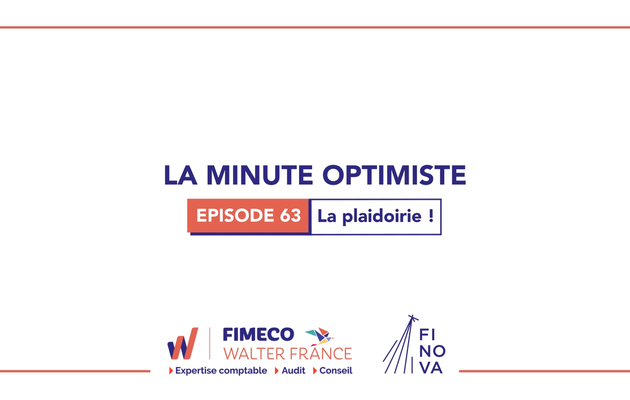 La Minute Optimiste - Episode 63 !