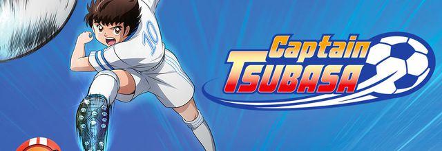 La série d'animation « Captain Tsubasa » (Olive et Tom) arrive demain sur TF1