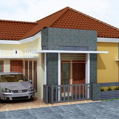 Desain Rumah Minimalis Terlihat Modern