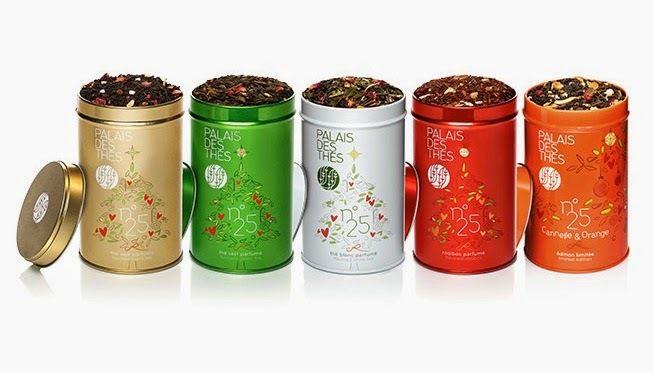 Tea time de Noël