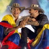 Así suena 'Vivir bailando', lo nuevo de Silvestre Dangond y Maluma