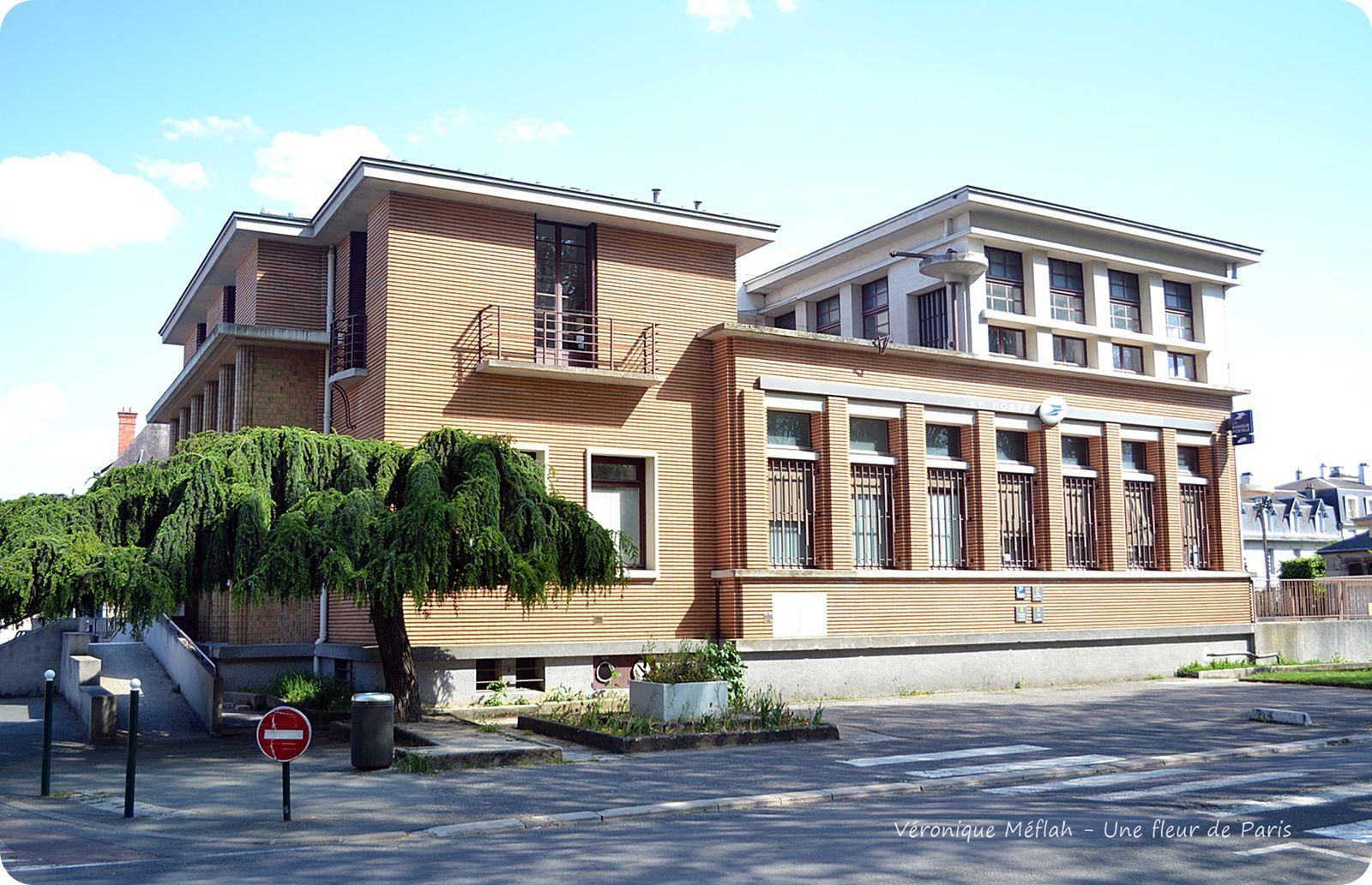 Rambouillet : Hôtel des Postes