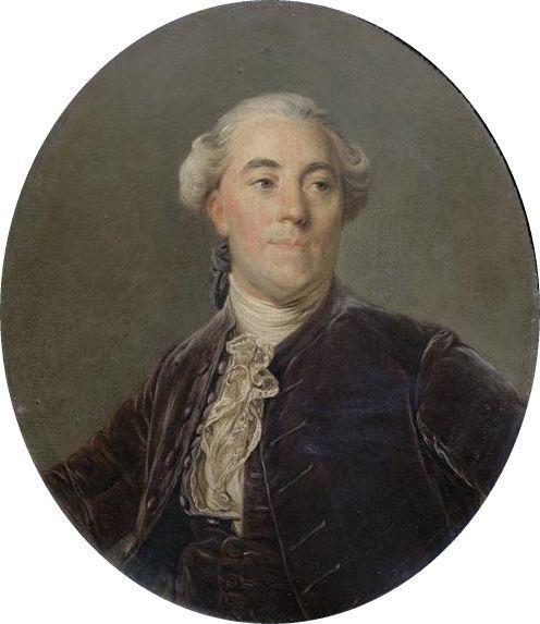 Louis XVI et son Directeur général des finances, l'abolitionniste Jacques Necker