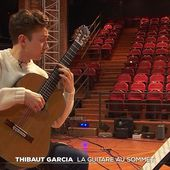 Thibaut Garcia : un guitariste au sommet de son art - Le Journal du week-end | TF1