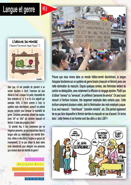 Homophobies, LGBT+phobies, ça suffit ! Exposition itinérante gratuite à imprimer