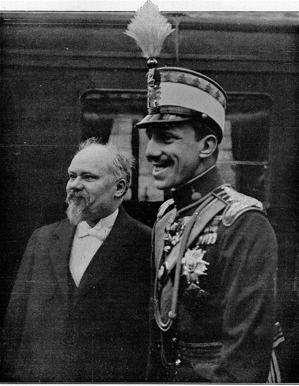 Alphonse XIII d'Espagne