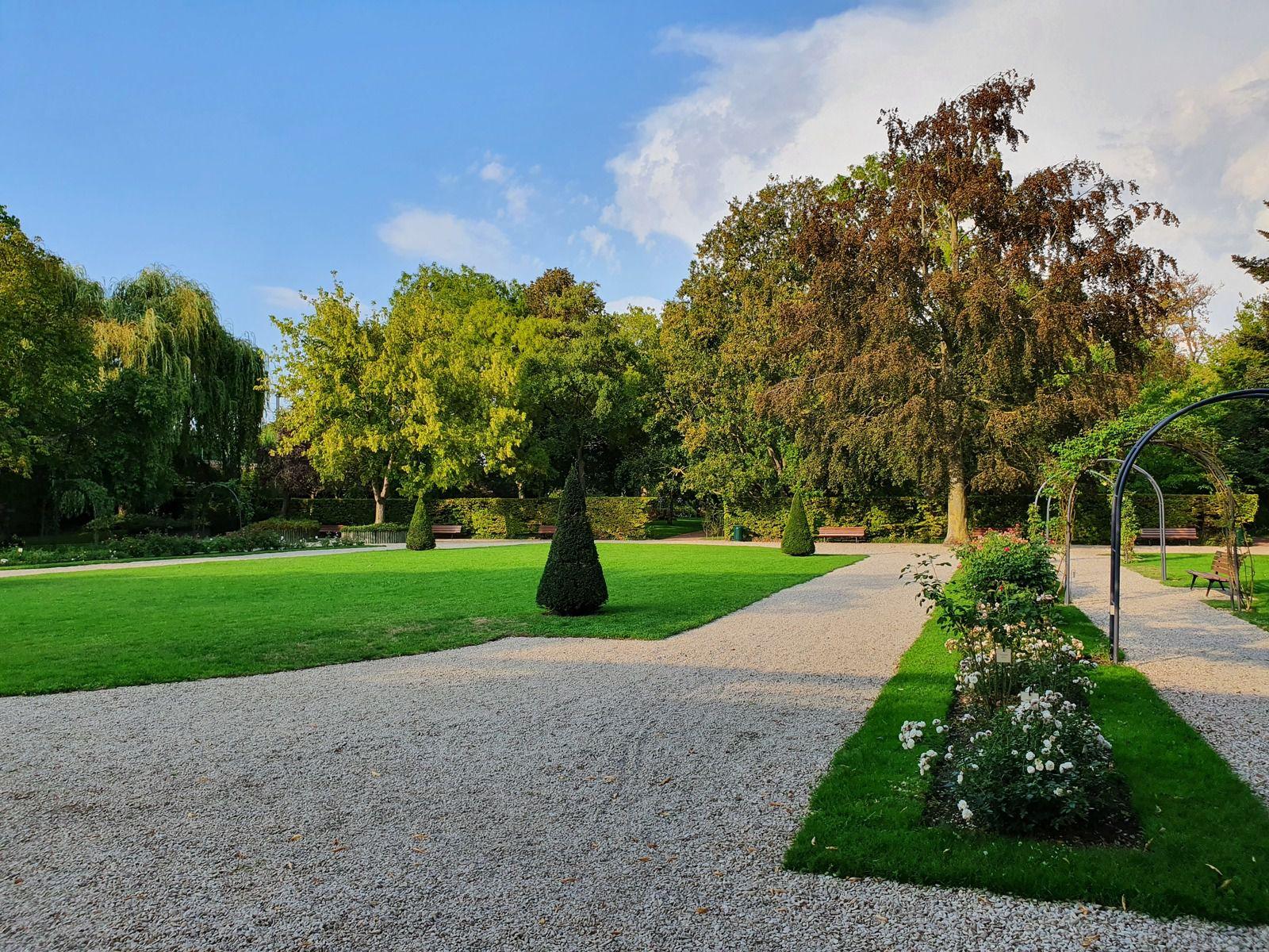 16 septembre 2020 - La Via Francigena de Berry-au-Bac à Reims