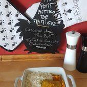 Cuisses de Poulet , Patates Douces au Colombo, du Petit Bistro au Cookeo - Chez Mamigoz