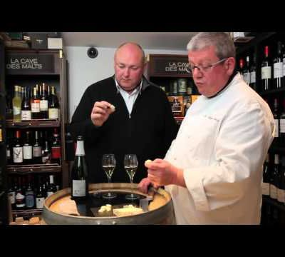 Accord Champagne & Fromage avec Geoffrey Orban Part2