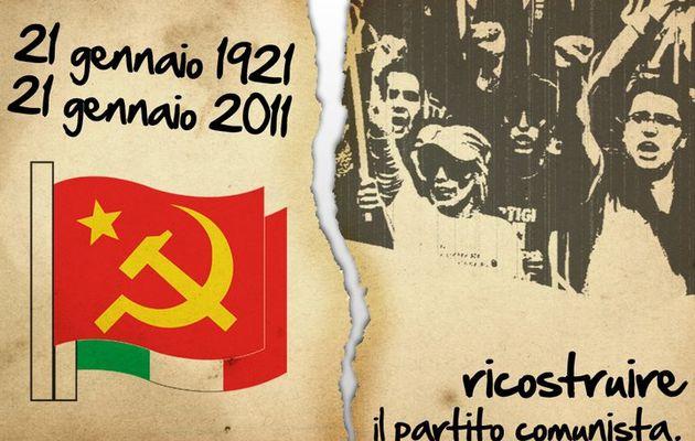 90ème anniversaire de la fondation du PCI (1) – La nécessité de la constitution du Parti communiste italien, article d'octobre 1920 du co-fondateur du PCI Antonio Gramsci