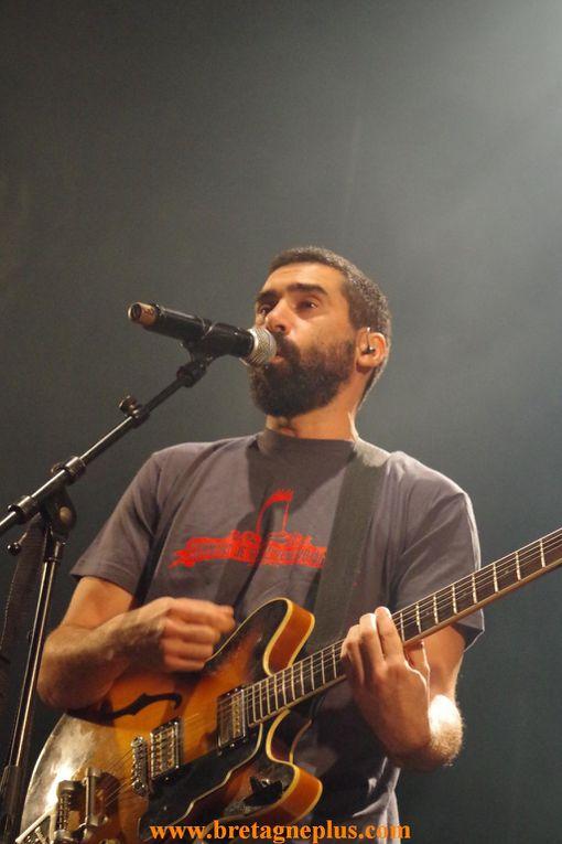 Suite du samedi 27 juillet, de la seconde journée , du festival Au Pont du Rock 2013