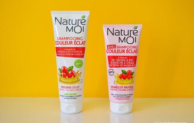 ... shampoing et après-shampoing Naturé Moi, on en pense quoi?