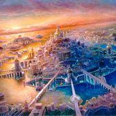 Les Archives Atlantes de Pharos (extrait 2) - L'Antre Ciel et Terre