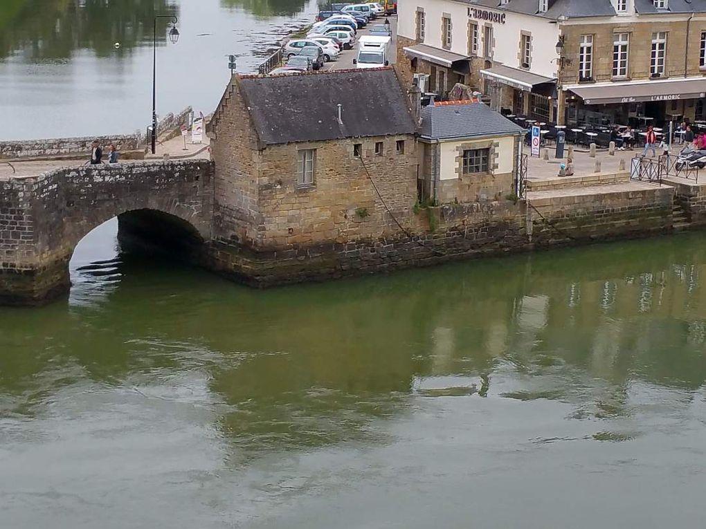 AURAY une ville de caractère au fond du golfe du Morbihan