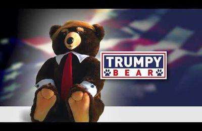 Le Trumpy Bear